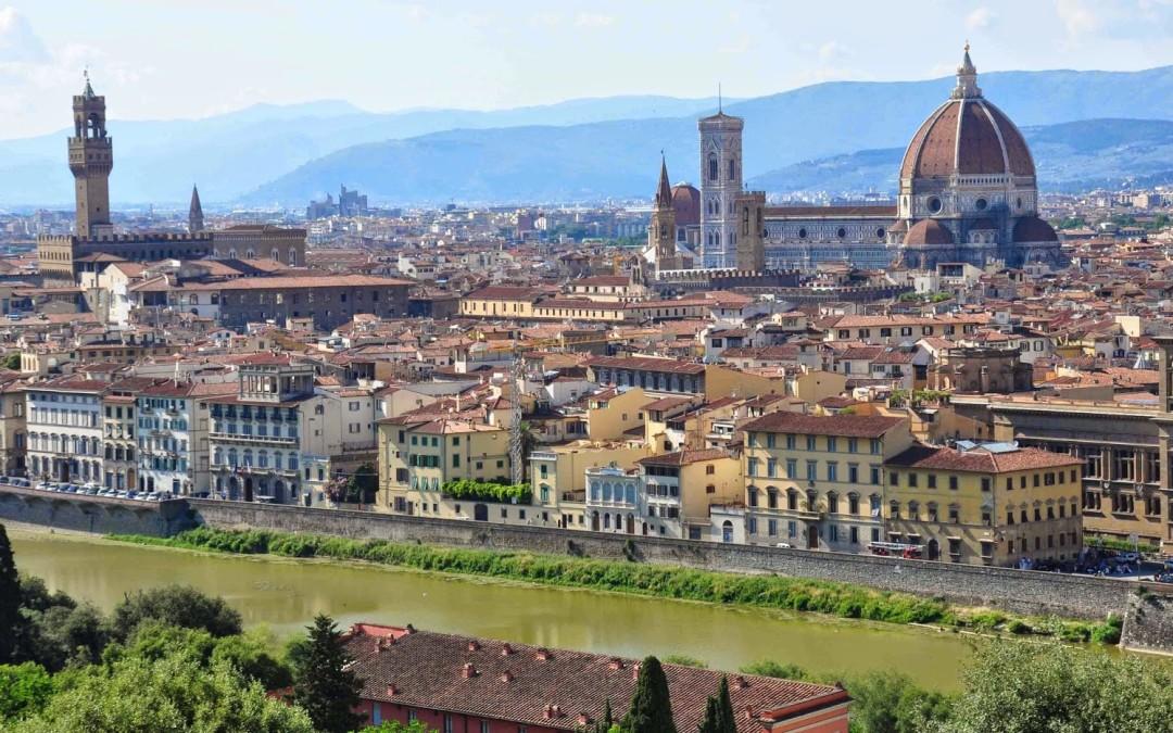 Moda y perfumes en Florencia