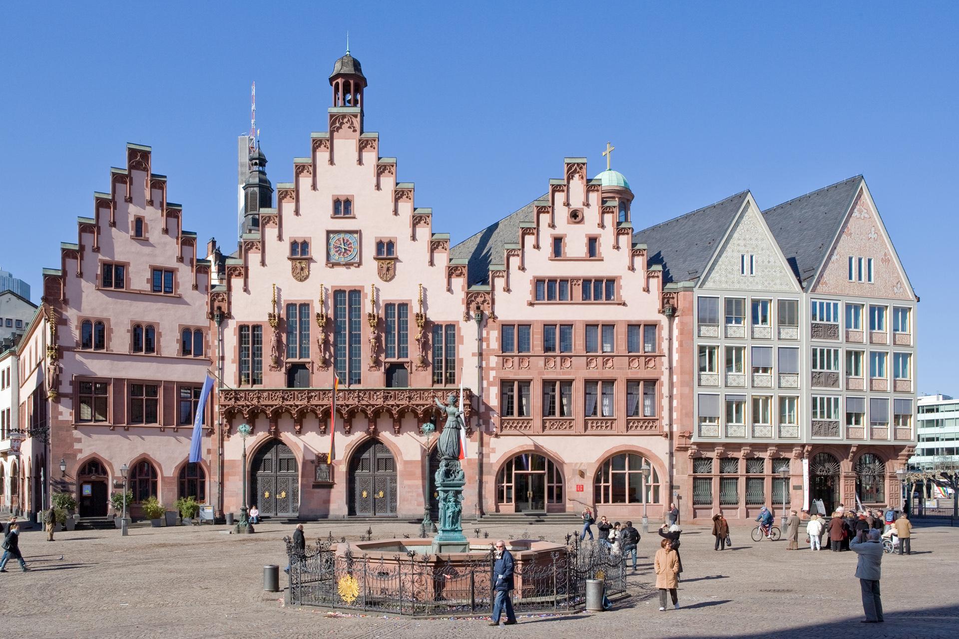 Escapada a Frankfurt