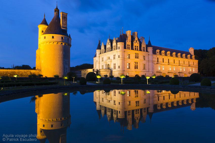 El Valle del Loira, a lo largo de los ríos real Photo-tours