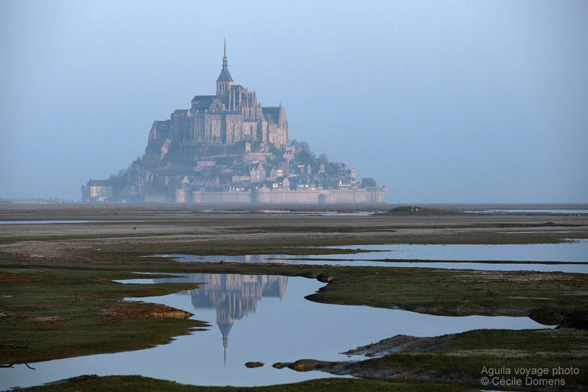 Mont Saint-Michel, Foto-tour!